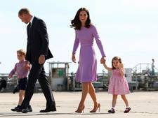 William en Kate verklappen geboortemaand derde kindje
