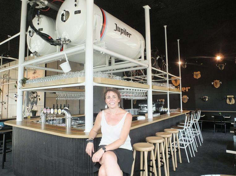 Wendy Malego, hier in Het Groot Verzet in Deinze, is vanaf september ook actief in Foyer De Scène in Tielt.