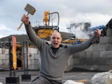 Deze Groessenaar is de Beste Klusser van Nederland: 'Ervaring als sloper was voordeel'