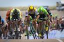 De laatste keer dat een renner van een van de voorgangers van Jumbo-Visma won was in 2016. Dylan Groenewegen versloeg Wouter Wippert en Wim Stroetinga.