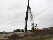 (H)Eibergen: elke anderhalve seconde een klap voor N18-viaduct