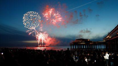 Geen prijs voor België op Internationaal Vuurwerkfestival Scheveningen