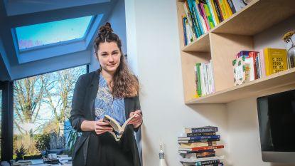 Dit is Angelique Van Ombergen (29), één van de meest beloftevolle wetenschappers te wereld
