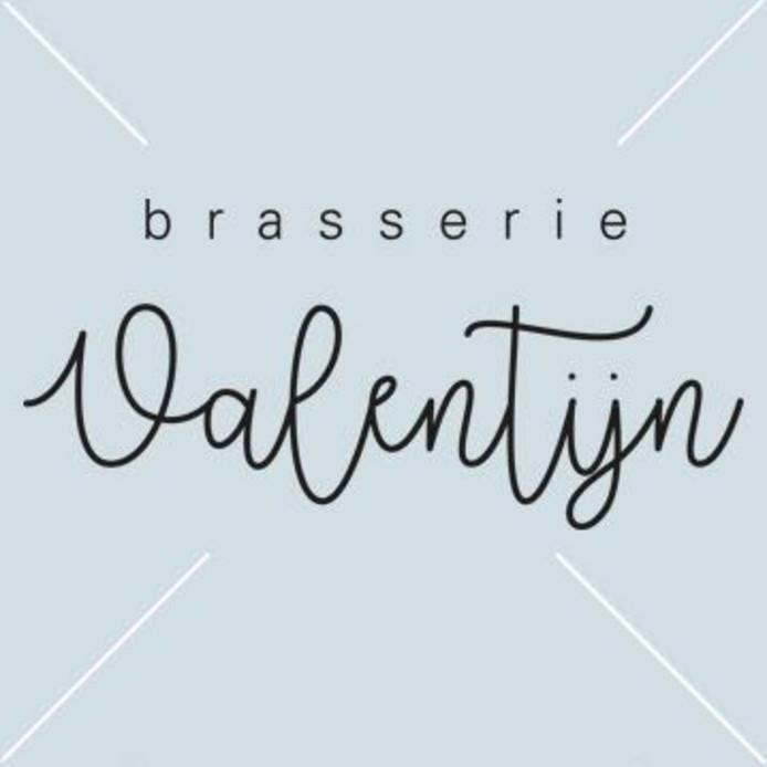 Luchtfoto van Brasserie Valentijn + nieuwe bedrijfsnaam