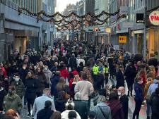Topdrukte Maastricht door Franstalige Belgen: '85 procent van shoppers kwam uit Wallonië'