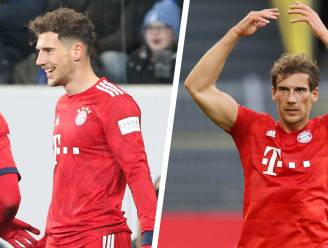 De indrukwekkende transformatie van Bayern-middenvelder Leon Goretzka