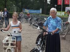 Marlène (79) uit Helmond diehard van Rooise fietsvierdaagse