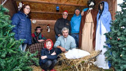 Kerststallentocht moet filmthema's in beeld brengen