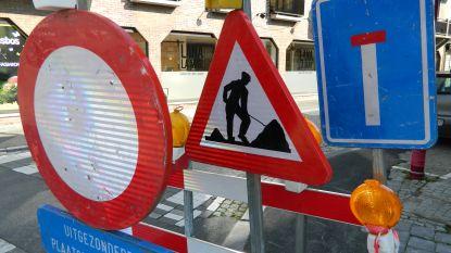 Kruispunt Machelenbinnenweg en Torenpark drie weken dicht