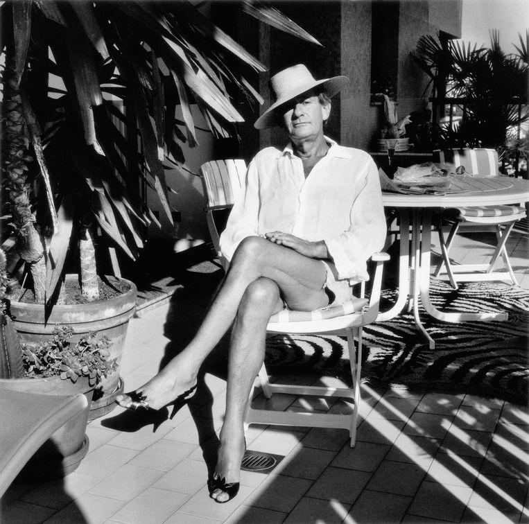 Helmut Newton op hakken, 1987. Beeld Filmstill