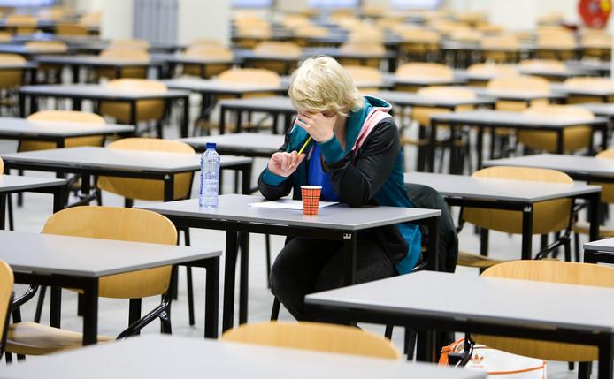 Voor de vierde keer ging het mis met de tentamens op de Hogeschool Utrecht.