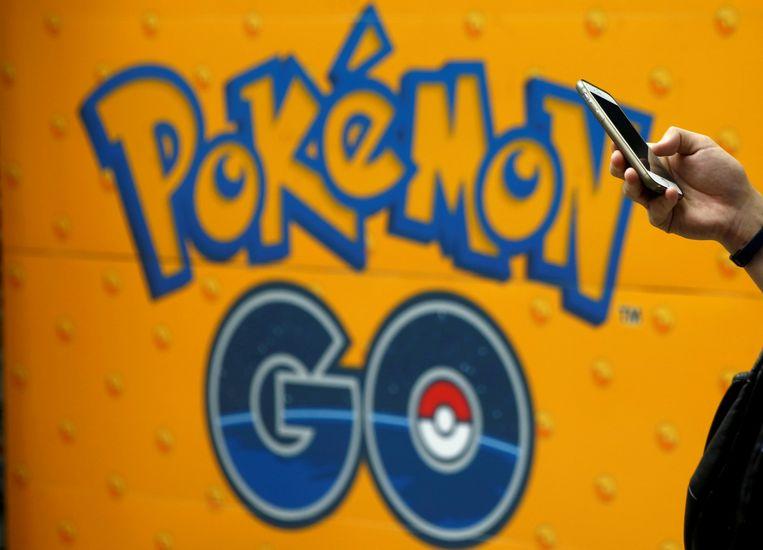 Pokemon Go was een absolute hype in de zomer van 2016. Beeld REUTERS
