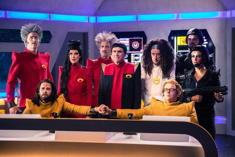 Dit zijn ze, de juryleden van het nieuwe seizoen van 'De Slimste Mens ter Wereld' (in unieke Star Trek-trailer)