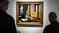 Opnieuw record bij Christie's: 81 miljoen euro voor een Hopper