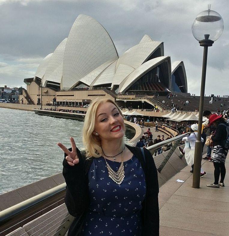 Greer genoot van haar rondreis in Australië, tot ze Martin tegen het lijf zou lopen.