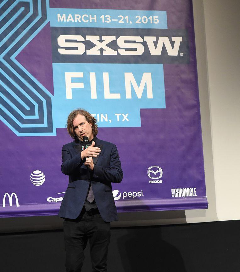 Regisseur Brett Morgen op South By Southwest. Beeld getty