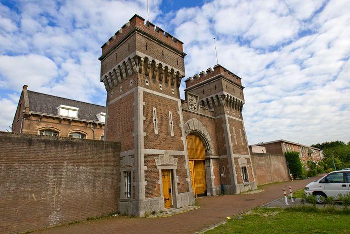 De Scheveningse gevangenis