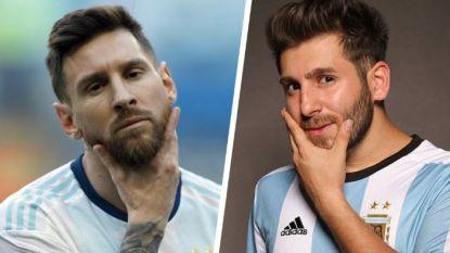 Iraanse lookalike van Messi ontkent dat hij gelijkenis heeft uitgespeeld om 23 vrouwen in bed te krijgen