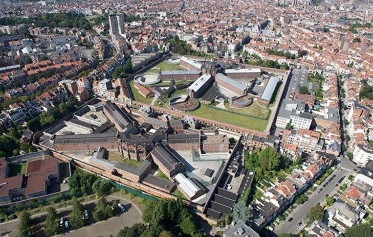 Archiefbeeld, gevangenis Vorst-Berkendael.