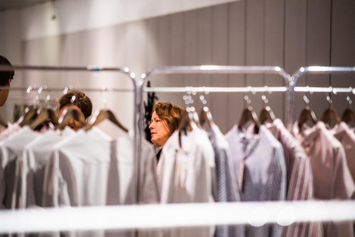 Fashion & design in het voormalige V&D-pand. Foto: Rolf Hensel.