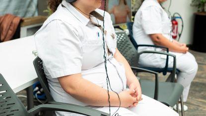 Bezoekers AZ Klina zien darmkanker door 3D-bril