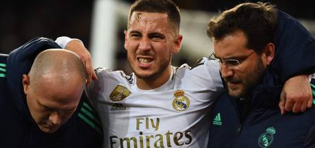 Hazard mikt op Spaanse Supercup: 'Operatie niet aan de orde'