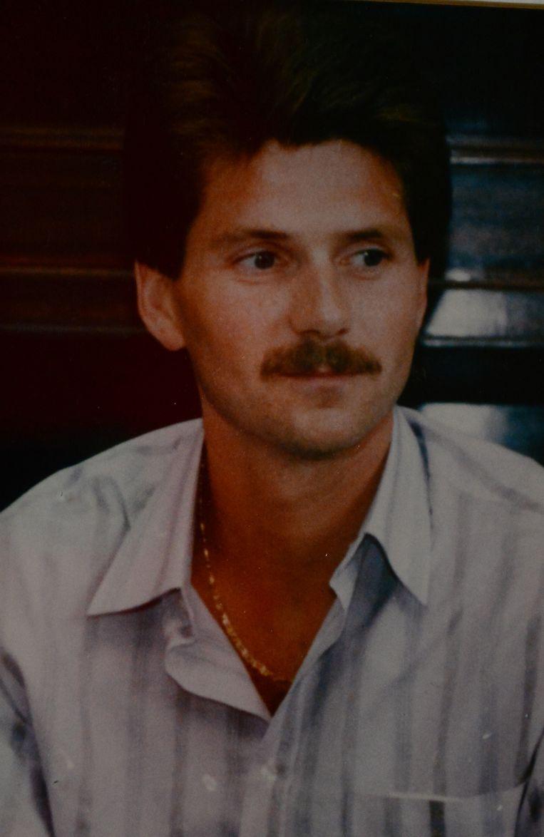 Dany Vanderwegen kwam om bij de brand in 1991.
