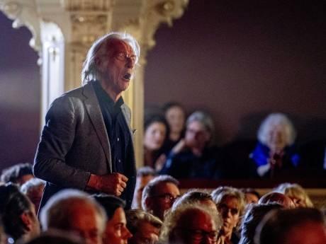 Freek over Boekenbalrel: Ik hoop dat mijn boodschap over Baudet uitgedragen wordt