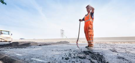 Onderhoud extra asfalt kost gemeente Lingewaard halve spaarpot