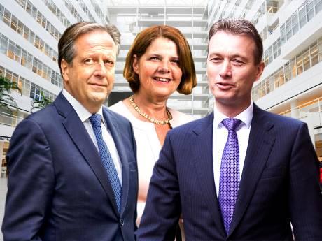 Wie wordt de opvolger van Pauline Krikke?