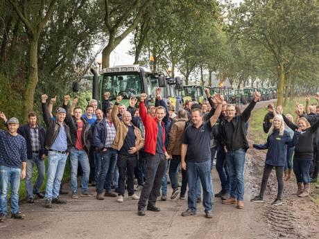 Boeren weigeren provinciehuis Utrecht te verlaten: 'Stikstofregels moeten van tafel'