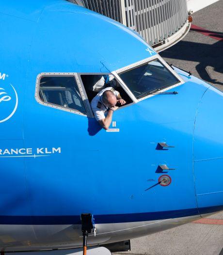 Miljardenverlies voor Air France-KLM, omzet KLM duikelt meer dan 75 procent