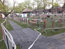 Weg van het Vrijthof in Maastricht, op naar de Vrijthof in Hilvarenbeek: 540 mountainbikers zijn onderweg