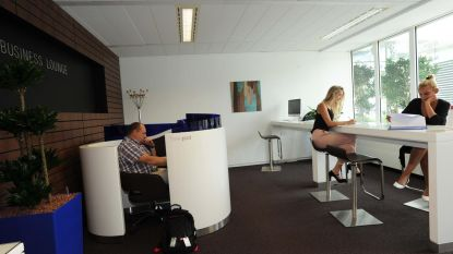 Studenten met tweede zit kunnen opnieuw blokken op coworkingplekken Regus en Spaces
