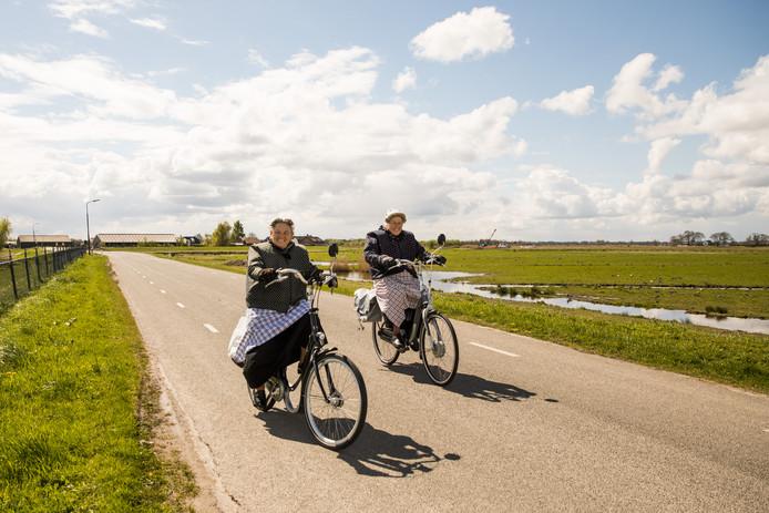 Meer toeristische fietspaden in Halderberge.