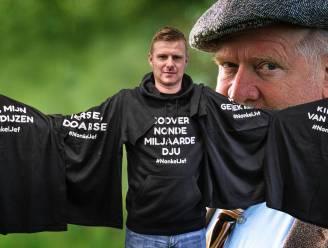 """Godvernondemiljaardedju! Vloekende Nonkel Jef krijgt eigen kledinglijn, dankzij Heulse fan: """"Acteur Ivo Pauwels is laaiend enthousiast"""""""