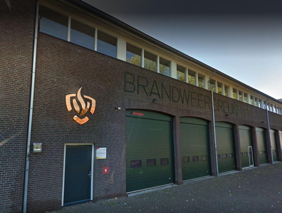 Brandweerkazerne in Breukelen