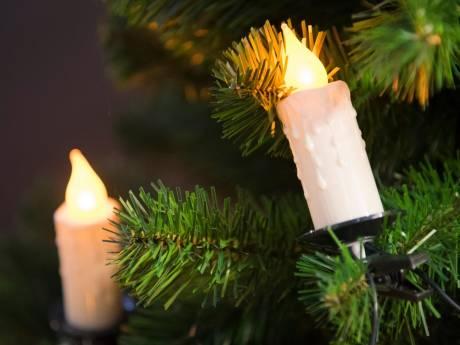 Vijftig cent voor het inleveren van een kerstboom bij de gemeente