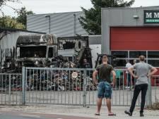 Vrachtwagenchauffeur (46) voor bijna 70 procent verbrand na brandstichting in truck