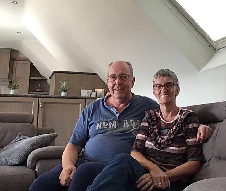 Leo Vervloet en zijn vrouw Lydia De Prins zijn ondanks de coronacrisis terug thuis geraakt vanuit Gambia.