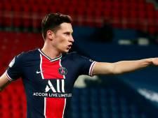 Paris Saint-Germain drie weken zonder Draxler
