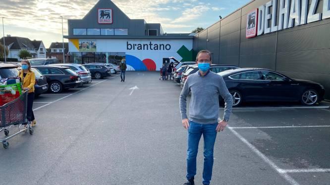 """Brantano Lede wordt geen Schoenen Vanharen, maar levert Delhaize 840 m² extra oppervlakte op: """"We maken er een open keuken en visatelier van"""""""