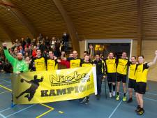 Handbal Asten gered door Deurnese concurrent