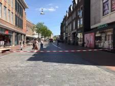 WE in centrum Nijmegen ontruimd om gaslek, winkel inmiddels weer open