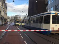 Fietser gewond bij aanrijding tram in Ferdinand Bolstraat