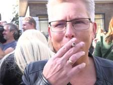 50 mensen 5 dagen opgesloten: We stoppen met roken