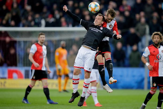Stef Gronsveld komt over van FC Emmen.