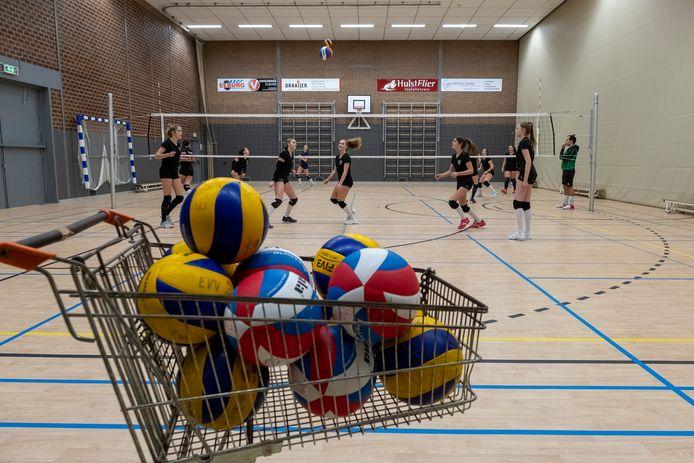 EVV - hier op archiefbeeld van februari jongstleden - wil graag in Elburg zelf kunnen blijven spelen.