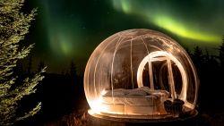 Spendeer je vakantie eens in deze 'bubbel', letterlijk dan