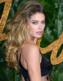 Doutzen Kroes attending The Fashion Awards 2018 In Partnership With Swarovski at Royal Albert Hall in London, UK on December 10, 2018. Photo by ABACAPRESS.COM